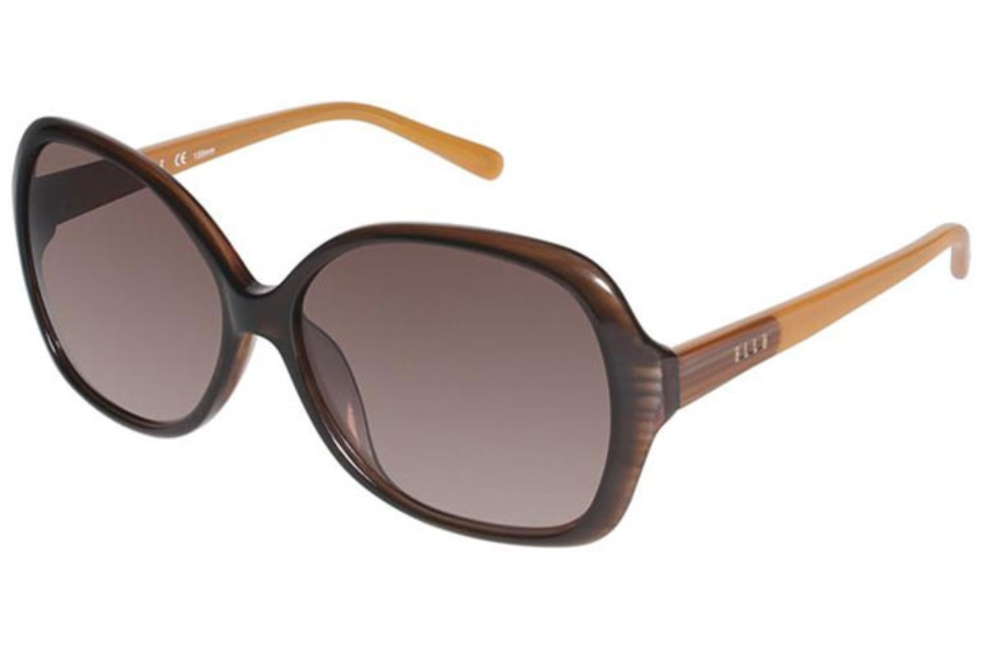 ELLE EL 18946 Sunglasses in BR Brown