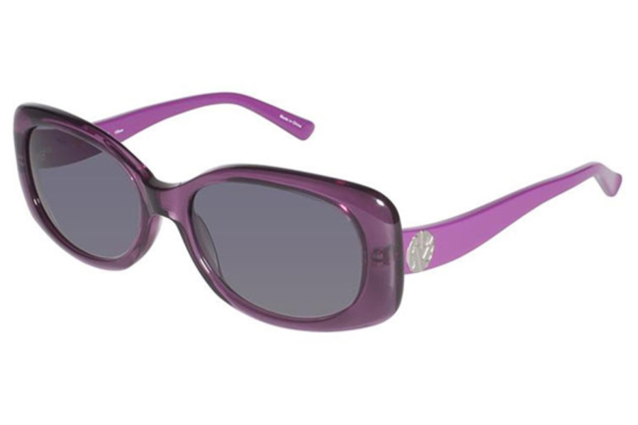 ELLE EL 18954 Sunglasses in PU Purple