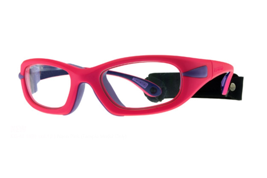 Progear Eyeguard EG-M 1020 Goggles in Neon Pink (Temple Model Only)