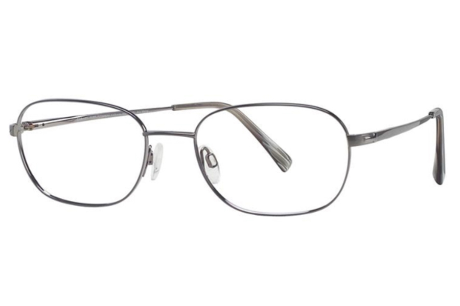 Charmant Titanium TI 8165 Eyeglasses in GR Gray