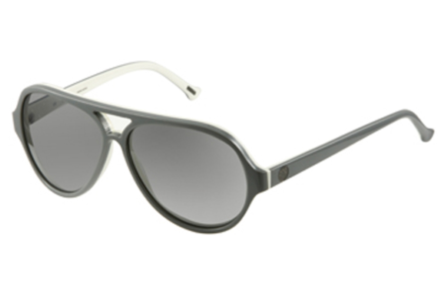 Gant GS MB LAX Sunglasses in GRY-95F: GRY OVER WHT