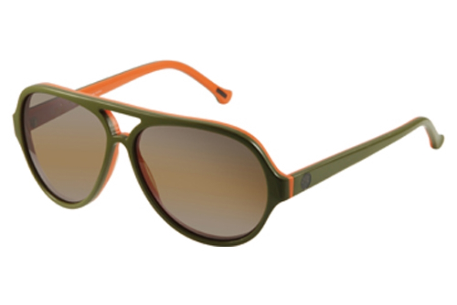 Gant GS MB LAX Sunglasses in OL-94F: OL OVER OR