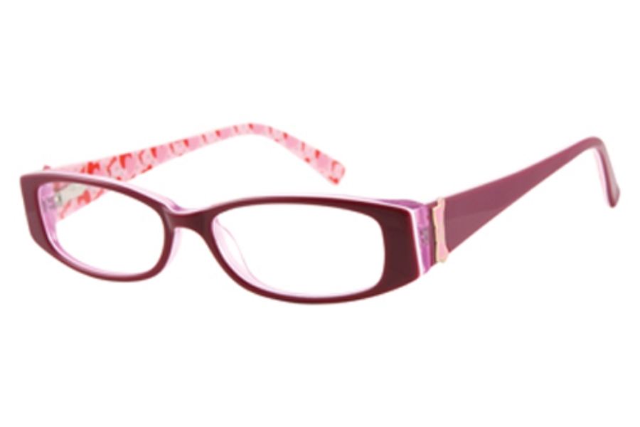 Guess GU 9057 Eyeglasses in PINK/WHITE