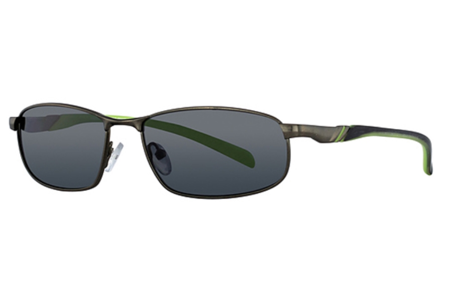 Halftime Halftime Scramble Sunglasses in Pewter