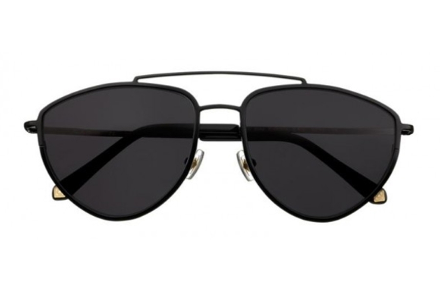 Hardy Amies Edbrook Sunglasses in 10024 Black