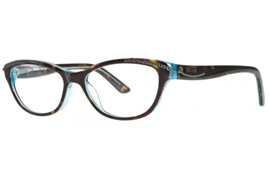 84b7e48e8df Helium-Paris HE 4237 Eyeglasses in Tort   Blue ...