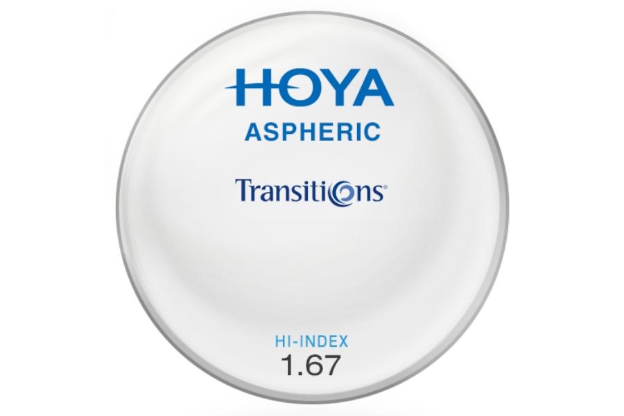 Hoya nulux single vision