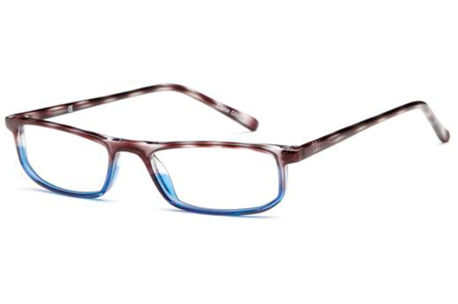 OnO Independent D49 Eyeglasses in Grey Tortoise