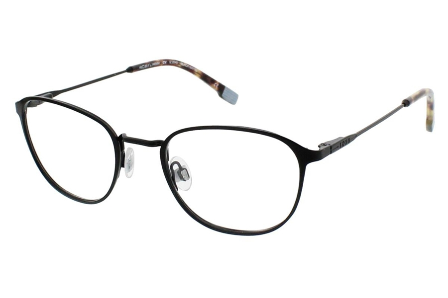 Izod Izod 2045 Eyeglasses in Black Matte