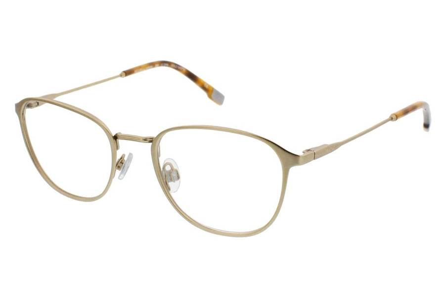 Izod Izod 2045 Eyeglasses in Gold Matte