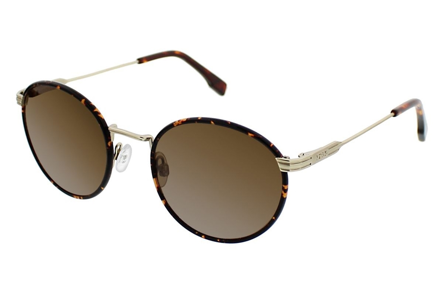 Izod Izod 776 Sunglasses in Gold