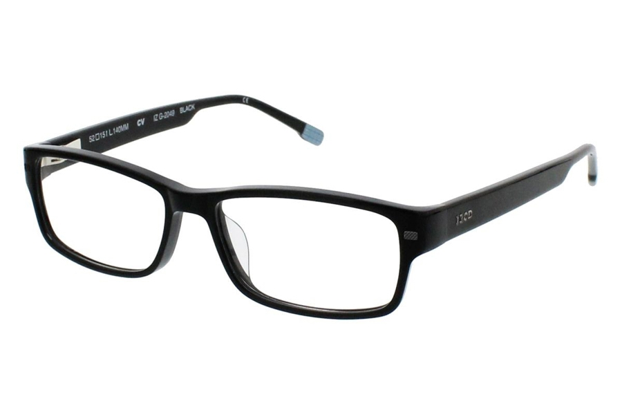 Izod Izod G-2049 Eyeglasses in Black (Discontinued)
