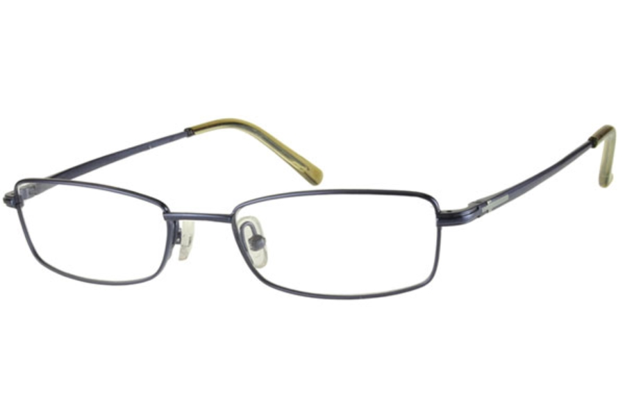 8074b797791 B.U.M. Equipment Jazzy Eyeglasses in Dark Gunmetal ...