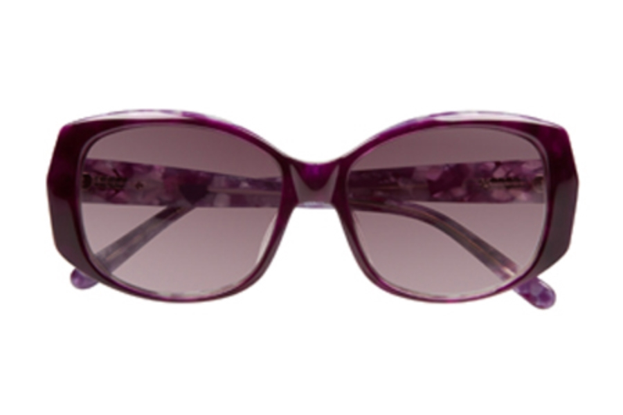 Jessica McClintock JMC 565 Sunglasses in Purple Multi (Discontinued)