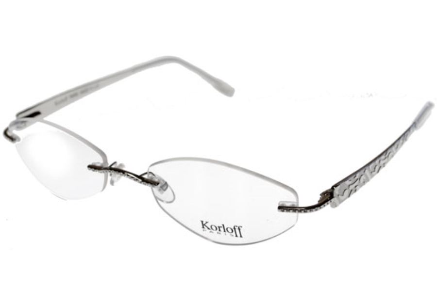 Korloff Paris K021 Eyeglasses in Korloff Paris K021 Eyeglasses