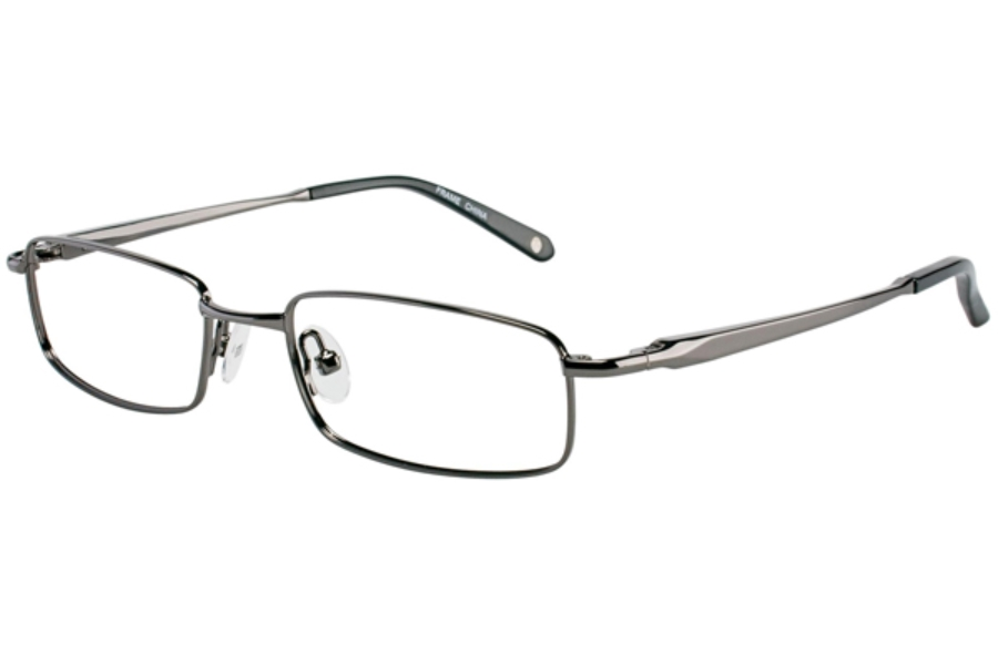 Kids Central KC1313 Eyeglasses in C-1 Gunmetal