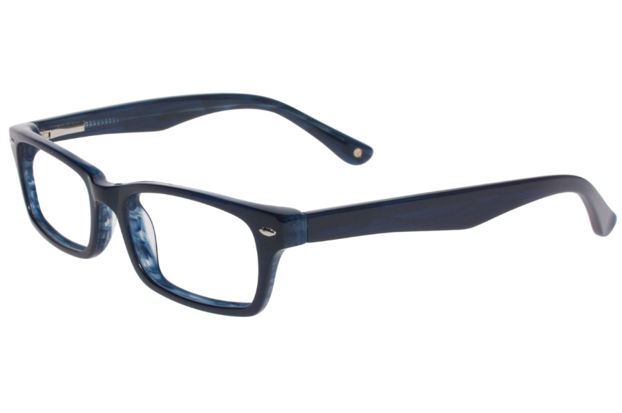 Kids Central KC1640 Eyeglasses in C-2 Navy