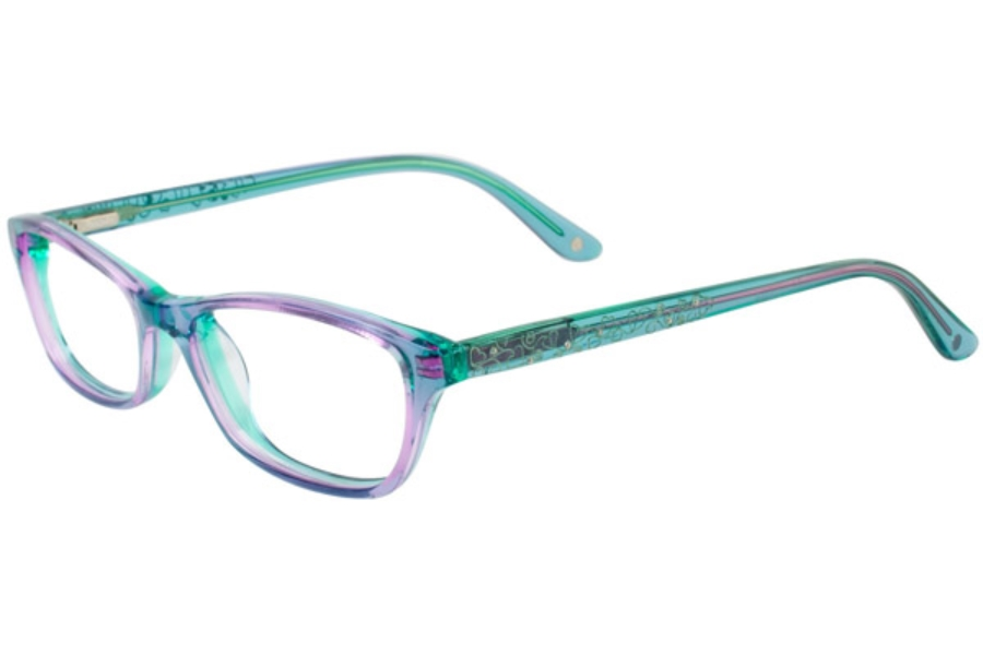 Kids Central KC1658 Eyeglasses in C-1 Rainbow