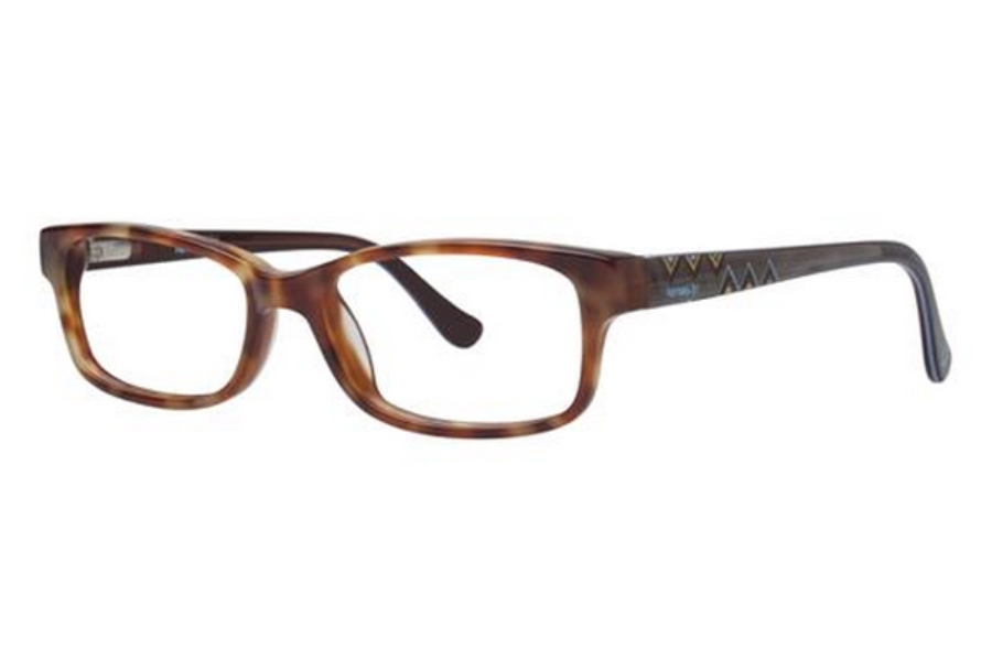 Kensie Girl Brave Eyeglasses in Tortoise