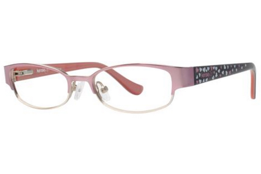 Kensie Girl Darling Eyeglasses in Bubblegum
