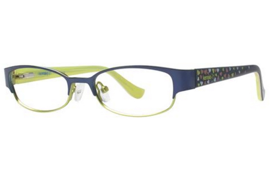 Kensie Girl Darling Eyeglasses in Navy