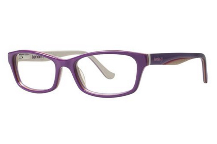 Kensie Girl Dreamer Eyeglasses in Purple