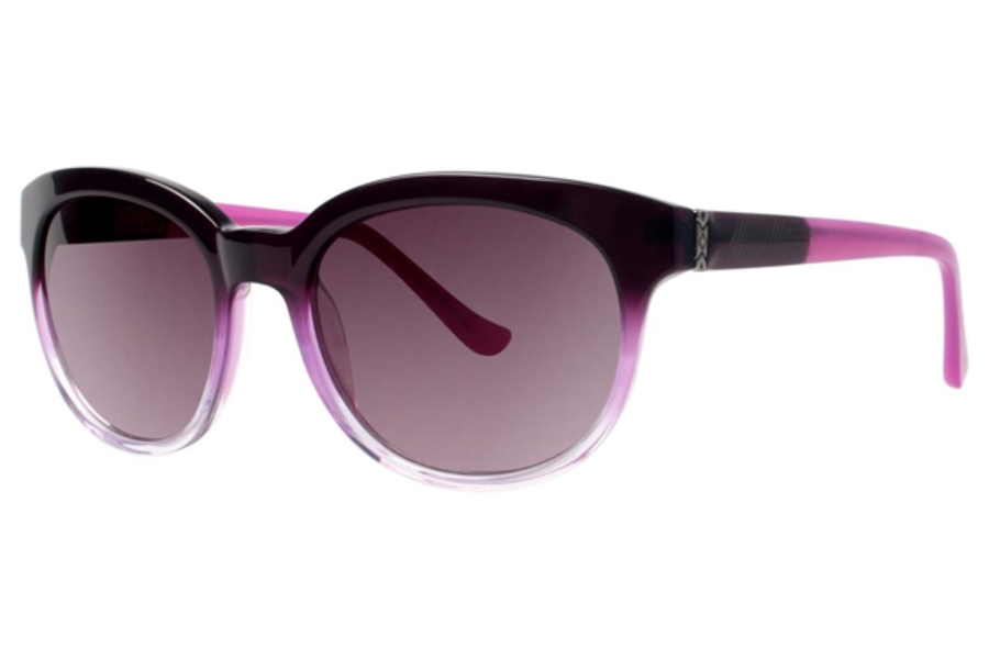 Kensie Girl See You Later Eyeglasses in Lilac