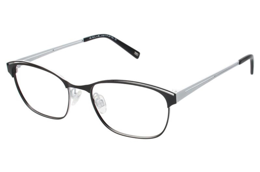 Kliik KLiiK 513 Eyeglasses in 546 Black / White