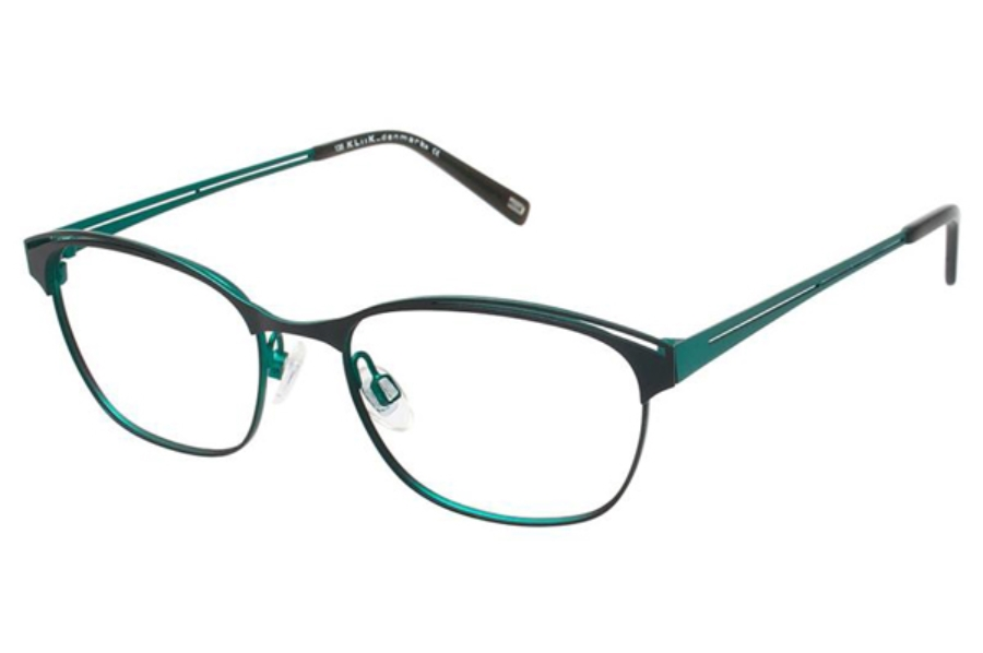 Kliik KLiiK 513 Eyeglasses in 547 Green Emerald