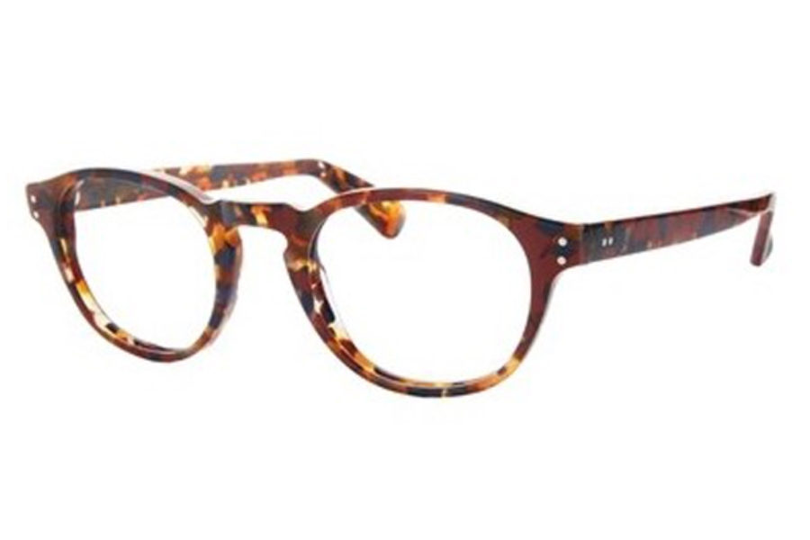 Lafont Reedition Recamier Eyeglasses in 6035 Red