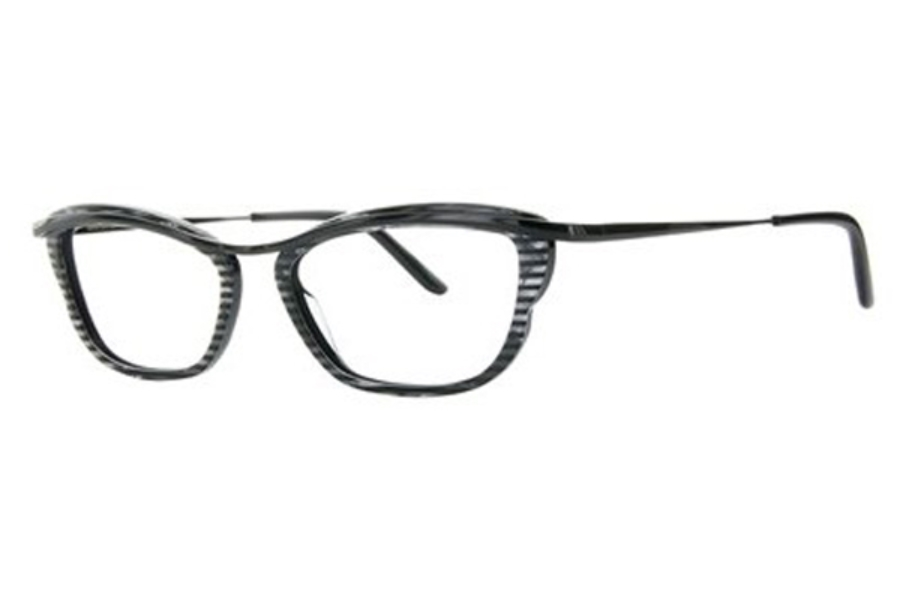 Lafont Reedition Rosita Eyeglasses in 1029 Black