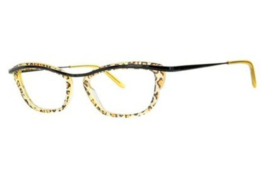 Lafont Reedition Rosita Eyeglasses in 380 Panther
