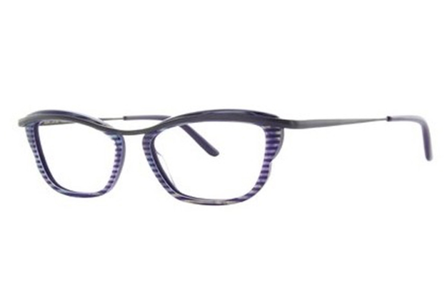 Lafont Reedition Rosita Eyeglasses in 7049 Purple