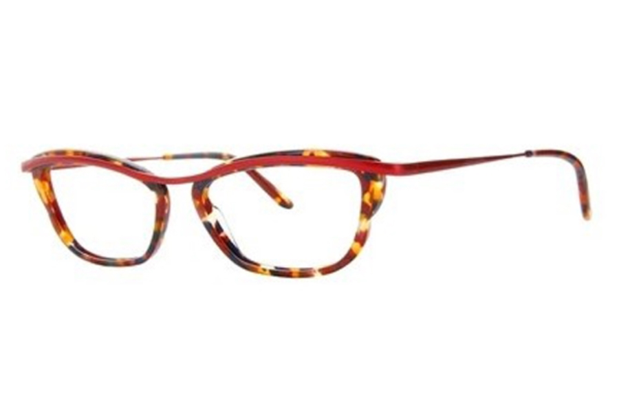 Lafont Reedition Rosita Eyeglasses in 6035 Red