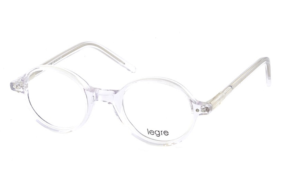 Legre LE186 Eyeglasses in 440 Crystal (Discontinued)