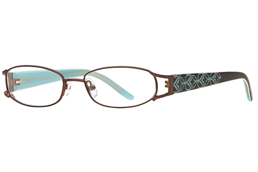 Michael Stars Abyss Eyeglasses in ABYS0049BN Java