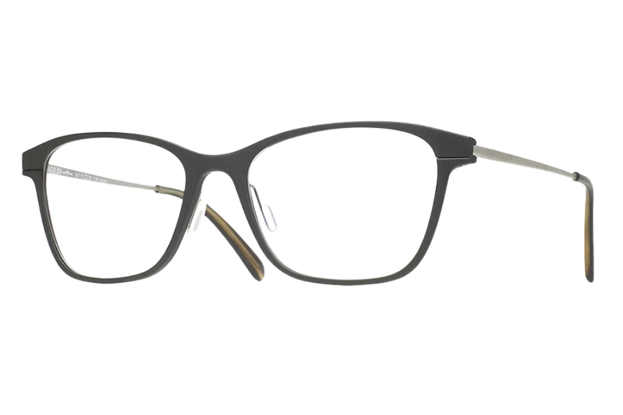 Kilsgaard 56 (Aluminium Temple) Eyeglasses in 56.1-1 Grey