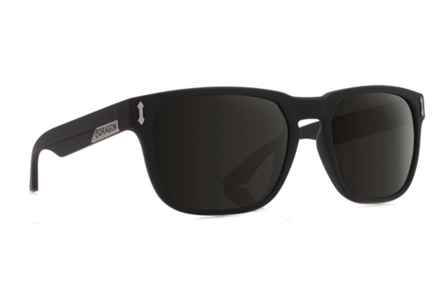 Dragon MONARCH Sunglasses in Jet / Grey Performance Polar