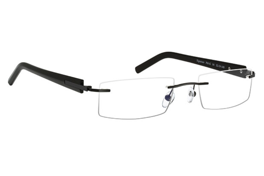 Mount MOUNT PMG Eyeglasses in 04 Black