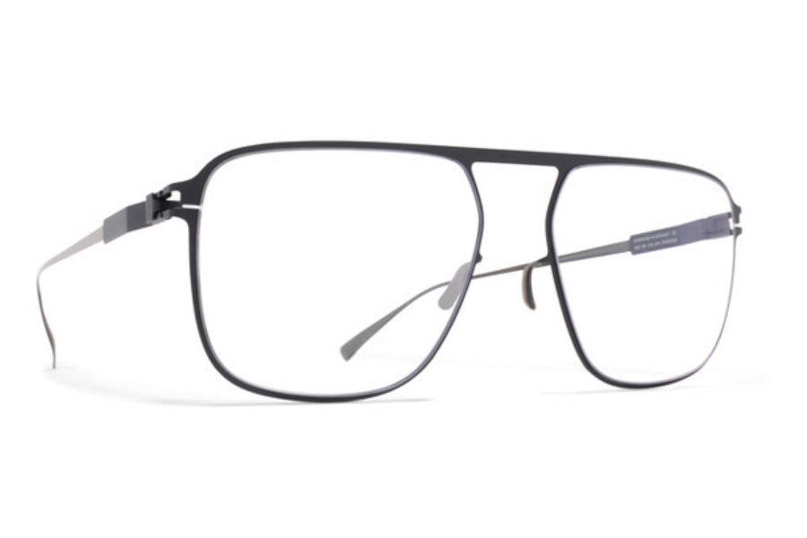 d8d768ac687 Mykita Jordi Eyeglasses in Silver Navy  Mykita Jordi Eyeglasses in Mykita  Jordi Eyeglasses ...