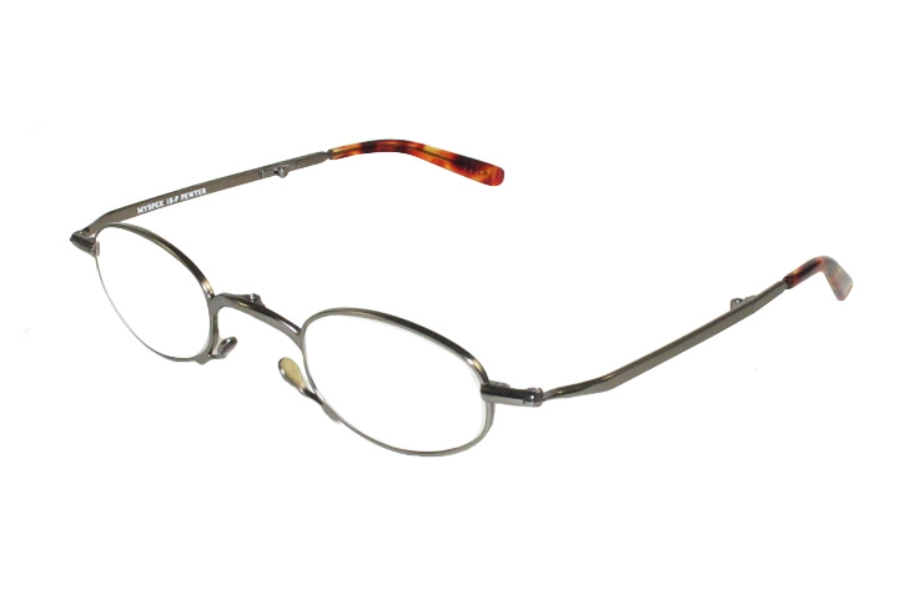 Myspex MS 18 P Eyeglasses in Pewter