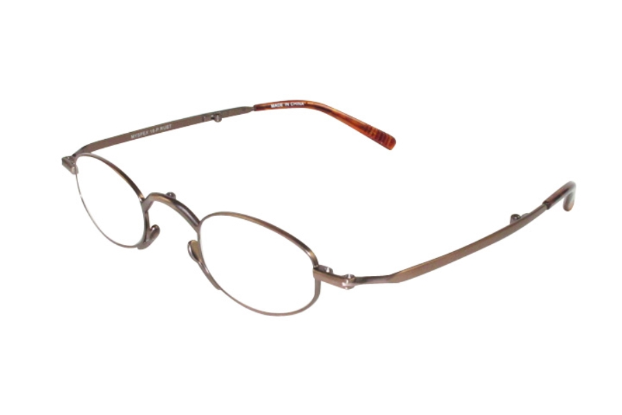 Myspex MS 18 P Eyeglasses in Rust