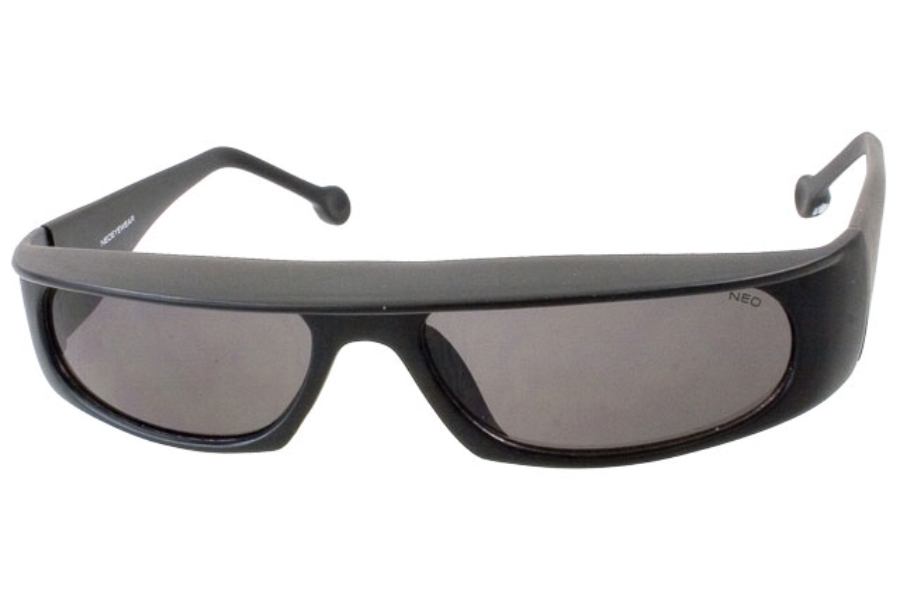 Neostyle Sportivo 2 Sunglasses in 589 Matte Black