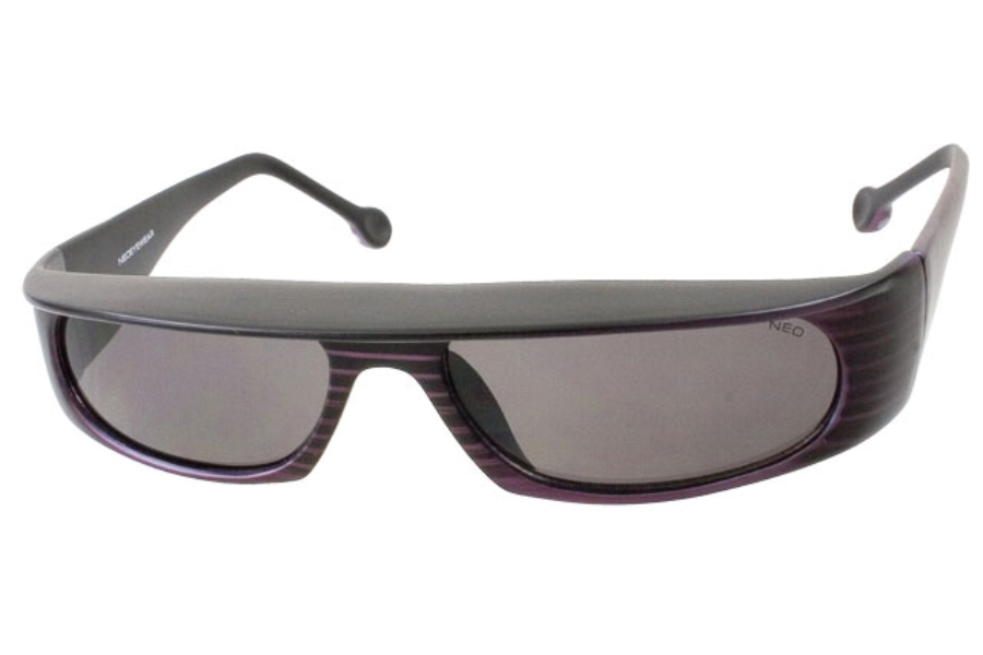 Neostyle Sportivo 2 Sunglasses in 878 Matte Burgundy
