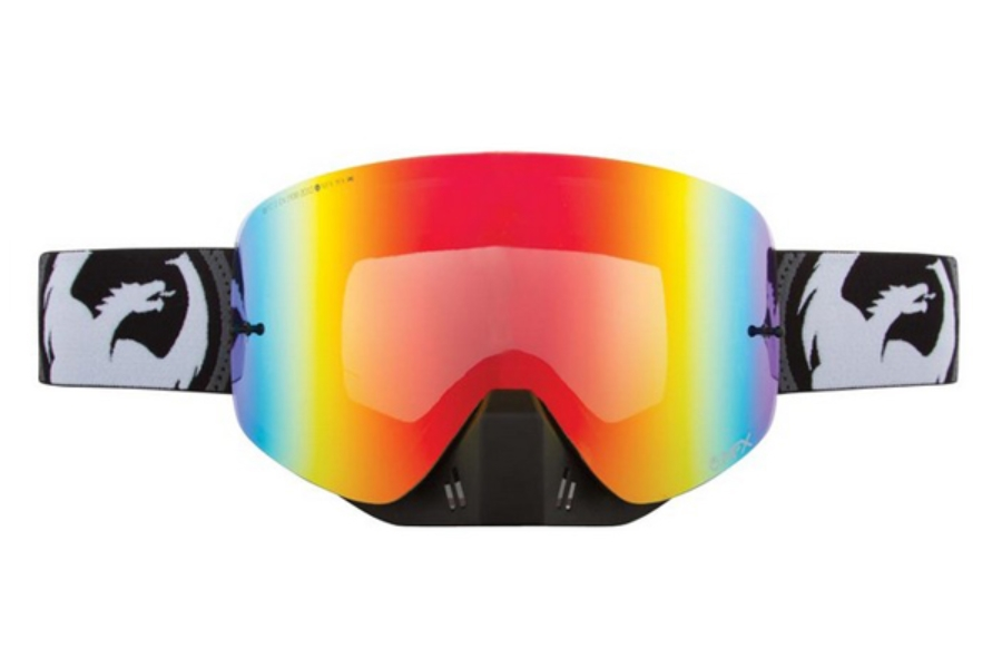 Dragon NFX - Continued Goggles in BULLET / RED ION