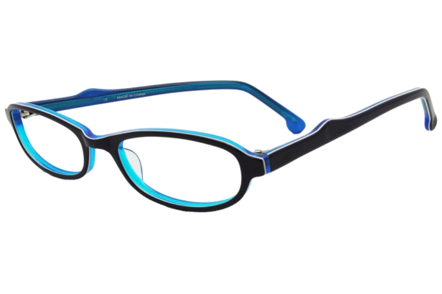 New Millennium NM513 Eyeglasses in Blue