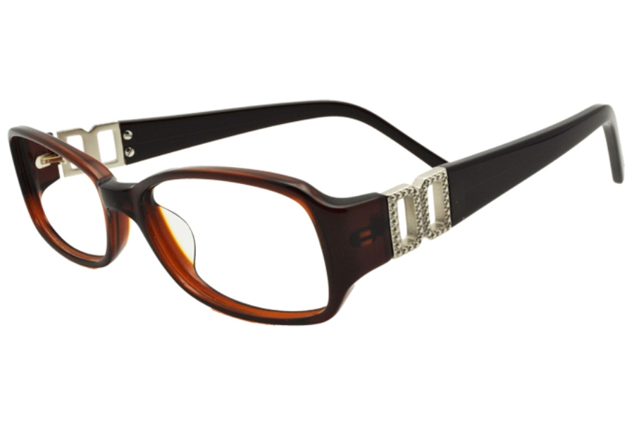 New Millennium NM805 Eyeglasses in Brown