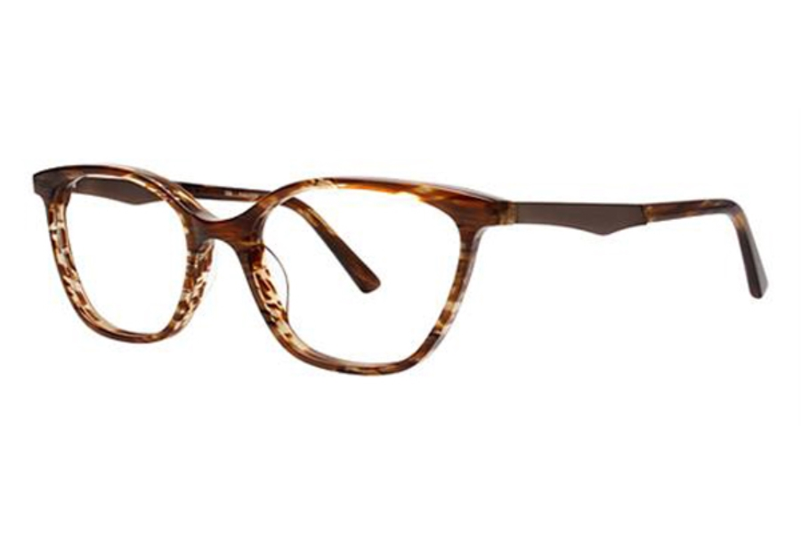OGI Eyewear 9203 Eyeglasses in 1629 Brown Tiger / Purple