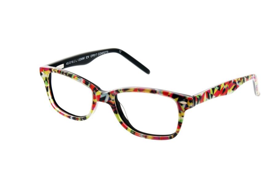 892a884e1be ... OP-Ocean Pacific Kids OP 817 Eyeglasses in Confetti (43 eye size only)  ...