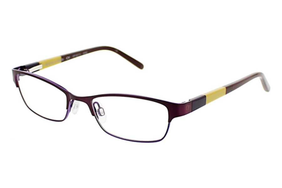 OP-Ocean Pacific Kids OP 827 Eyeglasses in Wine